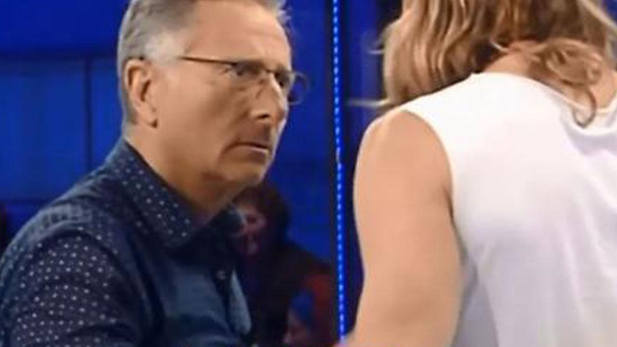 Avanti un altro, il valletto ride di Luca Laurenti: reazione shock di Paolo Bonolis