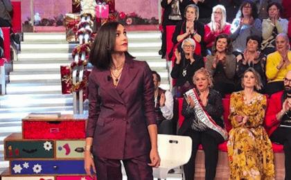 Caterina Balivo, l'imbarazzante gaffe in diretta su Fabrizio Frizzi