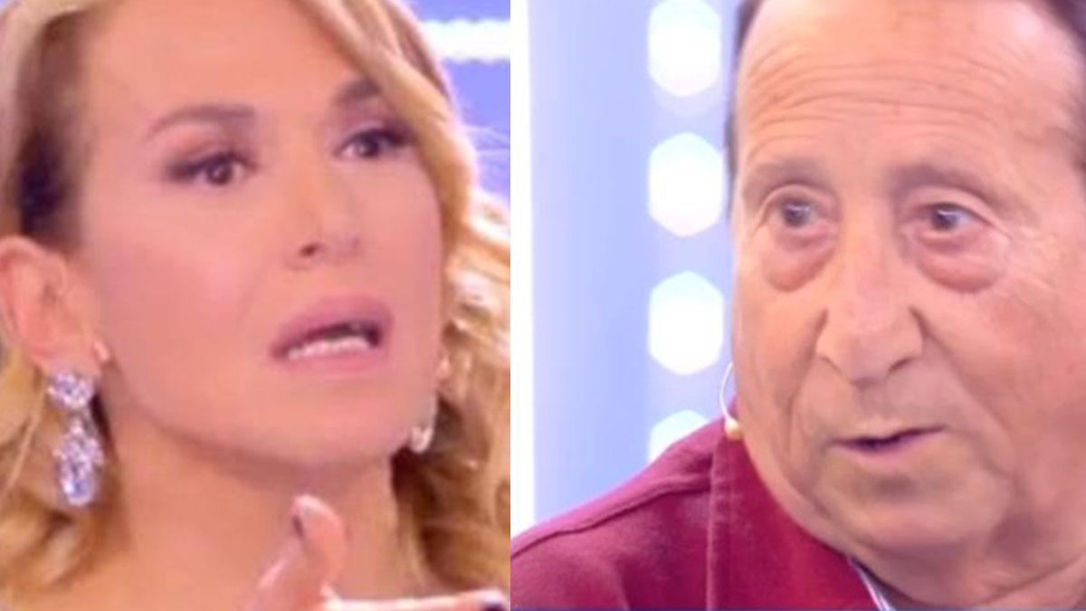 Barbara D'Urso su Alvaro Vitali: 'Mi fa ridere se lo chiamate Maestro'