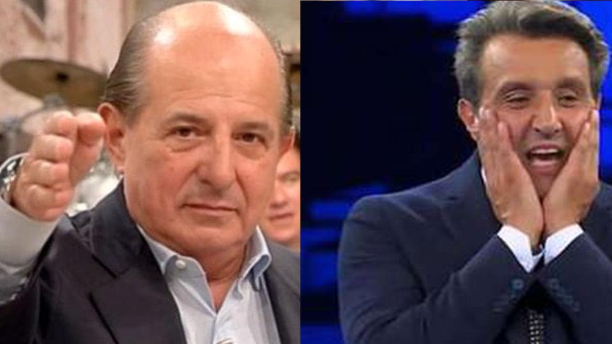 Giancarlo Magalli, stoccata su Flavio Insinna: 'Non so di chi parli…'