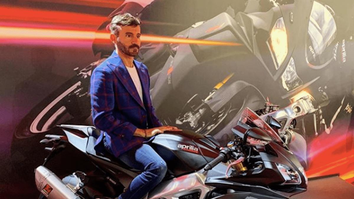 Max Biaggi torna in pista dopo il terribile incidente, smentito il suo addio alla moto