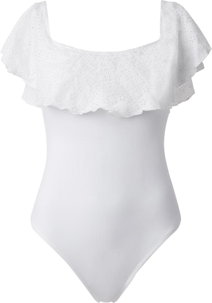 Costume bianco intero Calzedonia