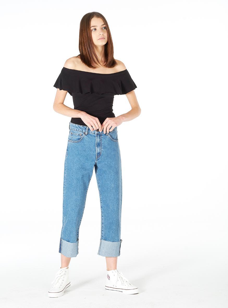 Jeans culotte Alcott a 22,95 euro