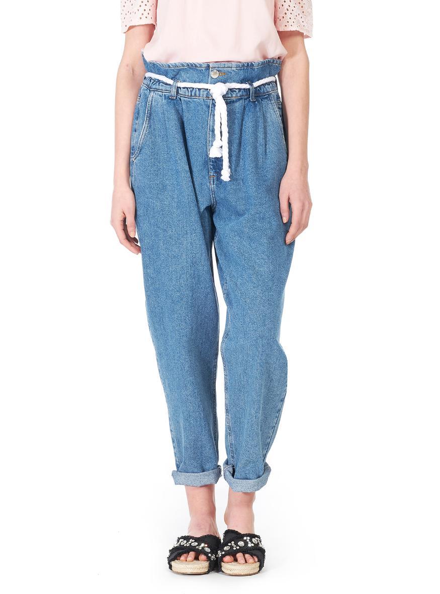 Jeans paper bag Alcott a 25,95 euro