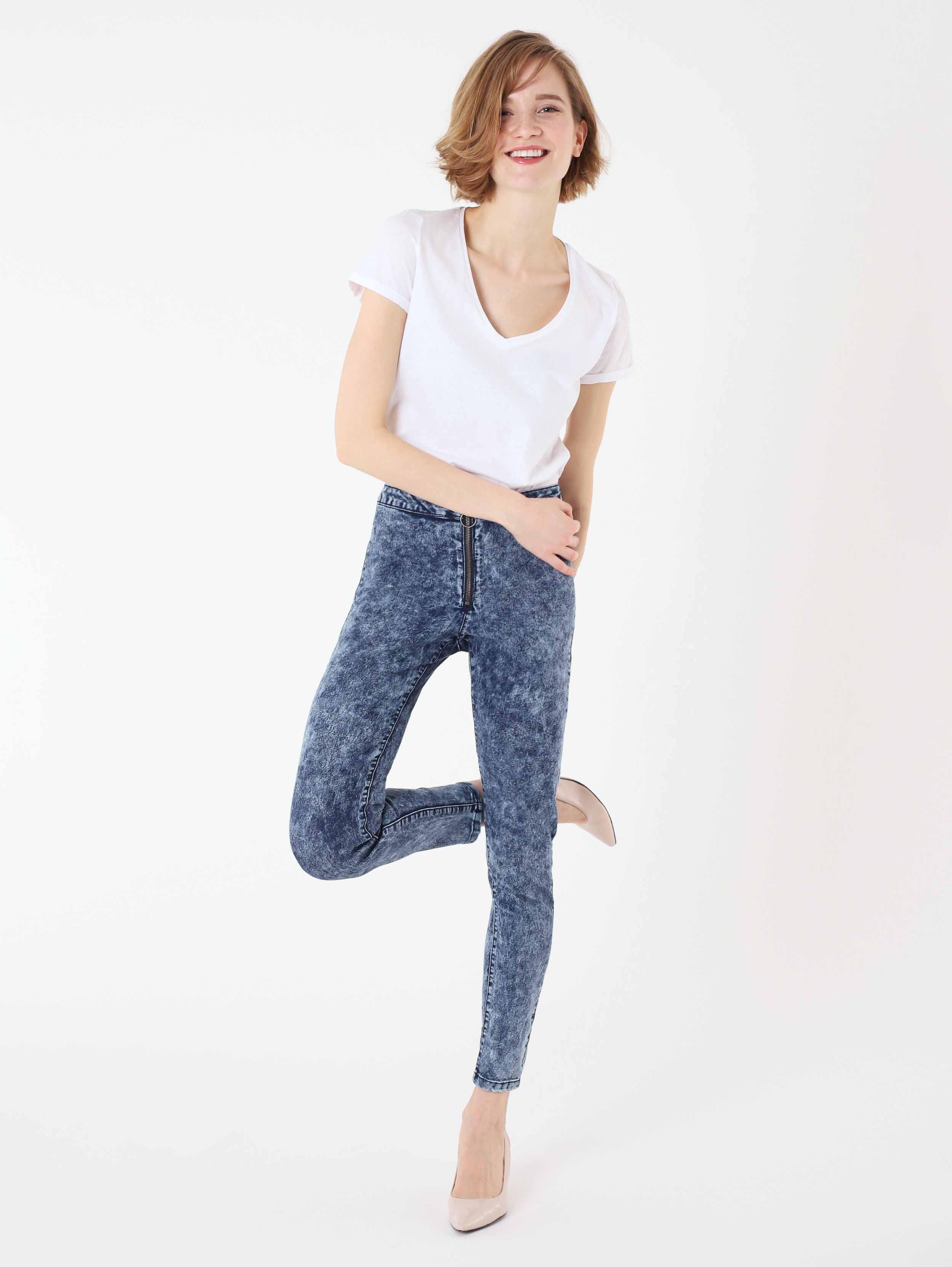 Jeans skinny Terranova a 12,99 euro