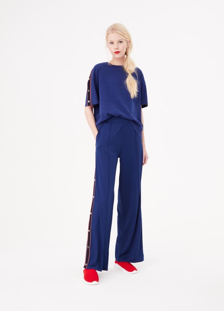 Pantaloni a palazzo elasticizzati OVS a 22,99 euro