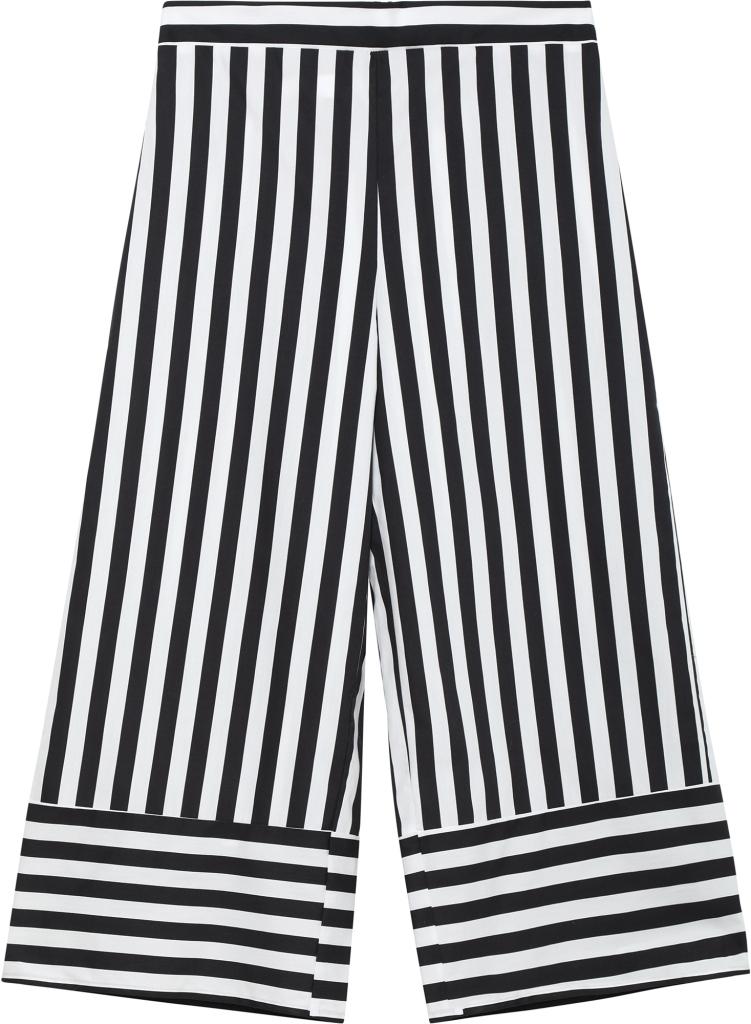 Pantaloni a righe Tezenis