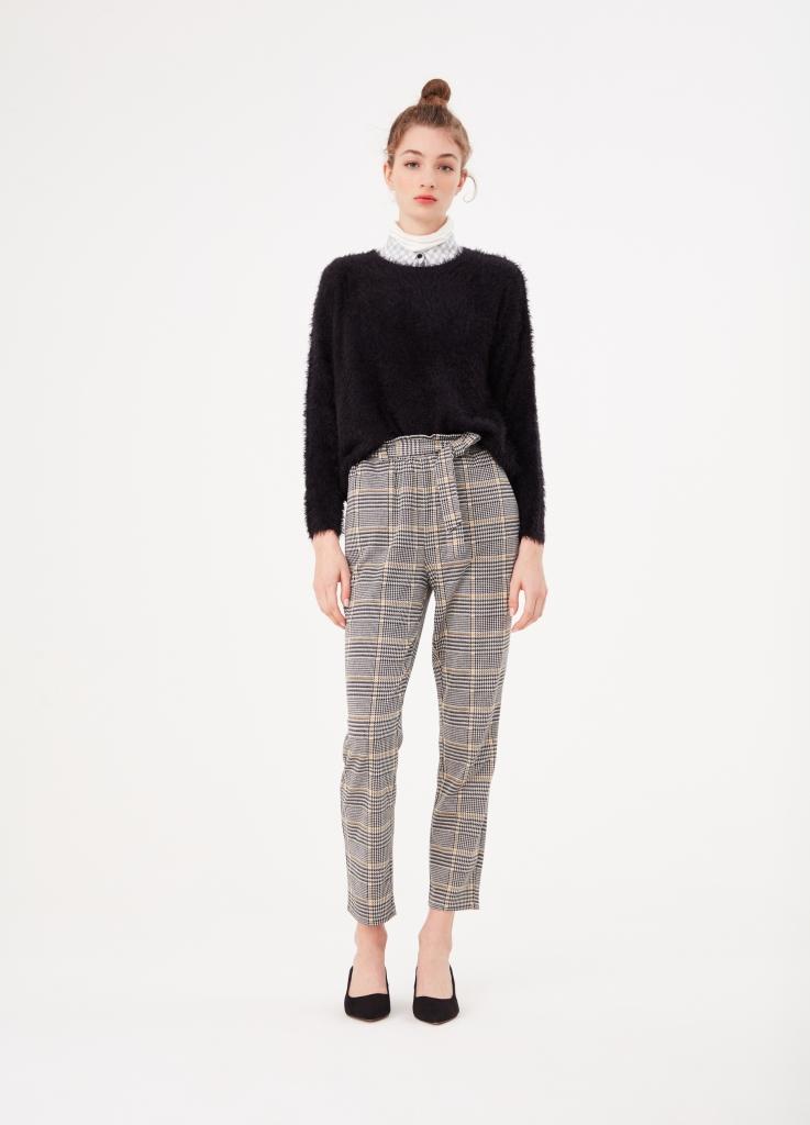 Pantaloni a vita alta OVS a 24,99 euro