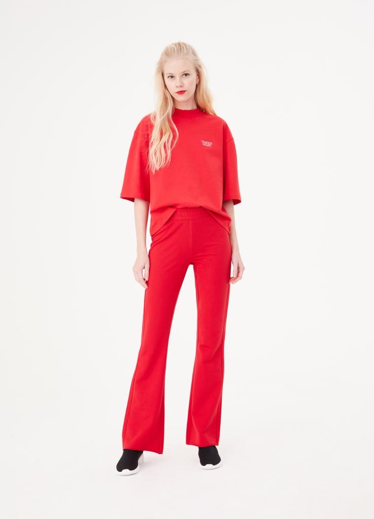 Pantaloni a zampa colorati OVS a 9,99 euro