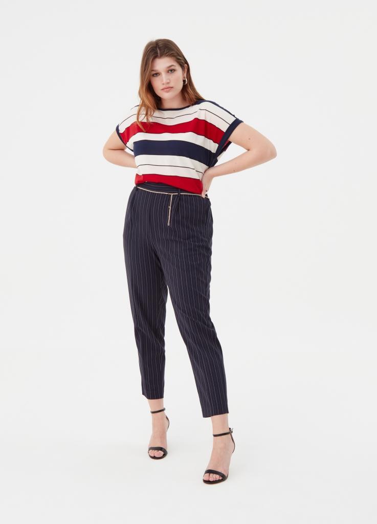 Pantaloni per donne curvy OVS a 29,99 euro