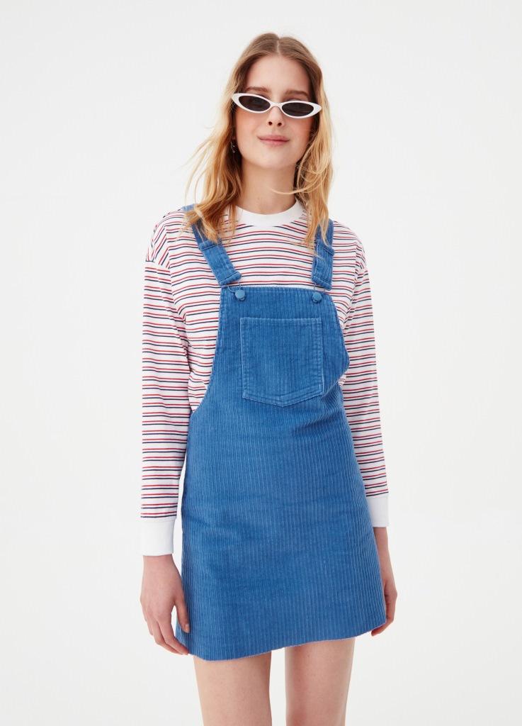 Salopette a vestito corta OVS a 19,99 euro
