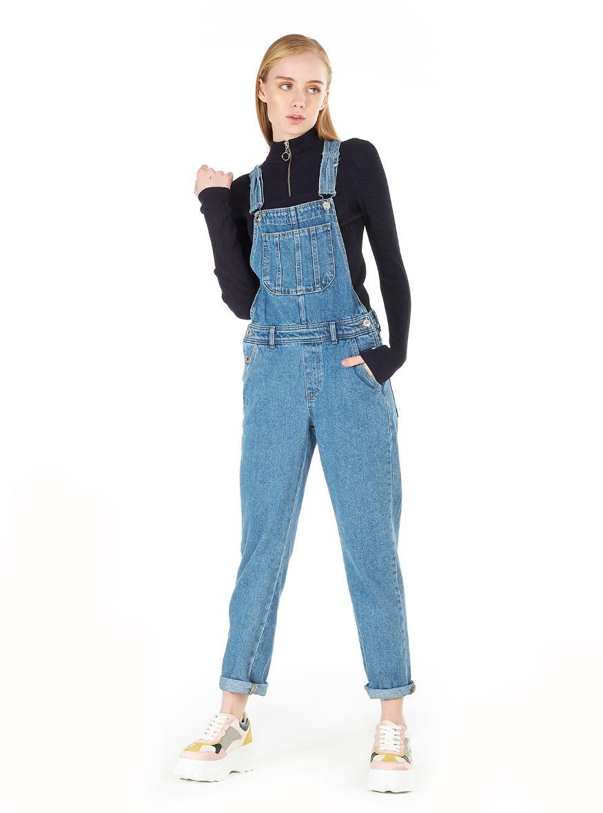 Salopette di jeans Alcott a 29,95 euro