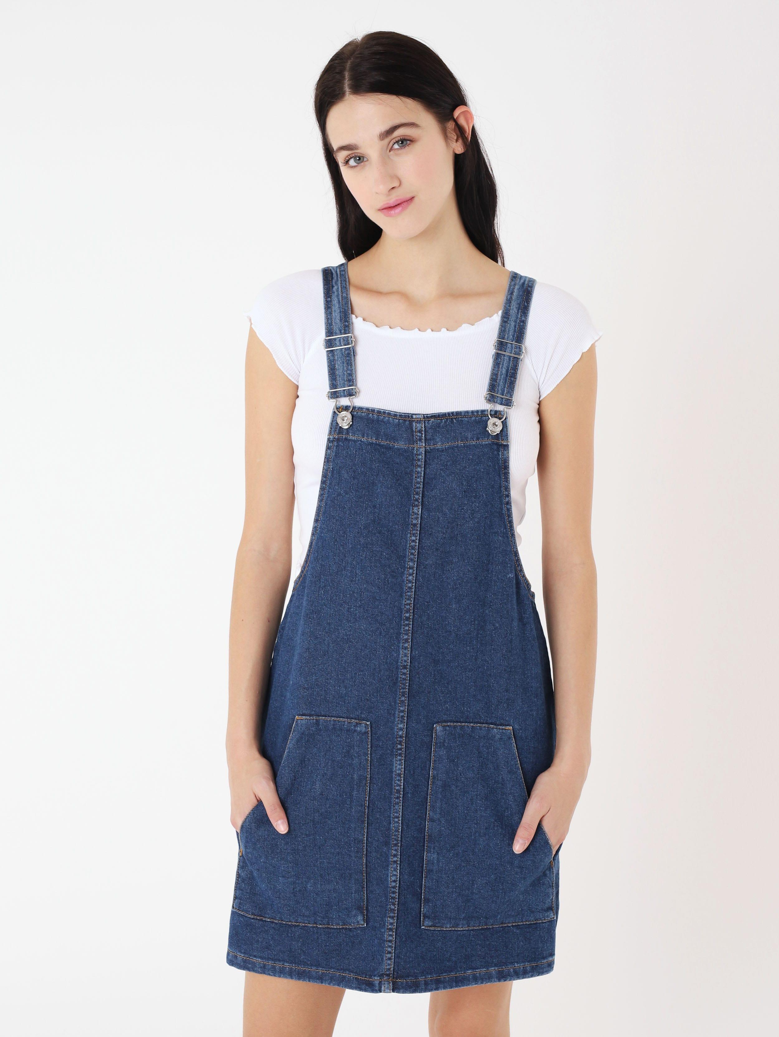 Salopette di jeans a 19,99 euro