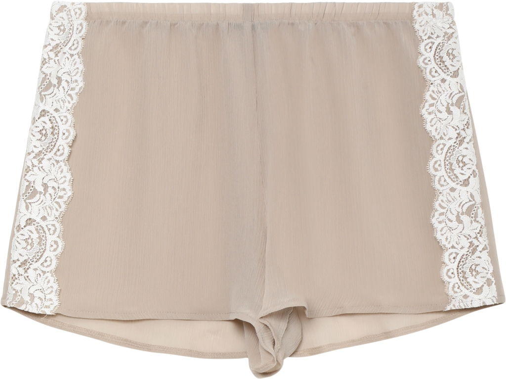 Shorts notte in pizzo Tezenis