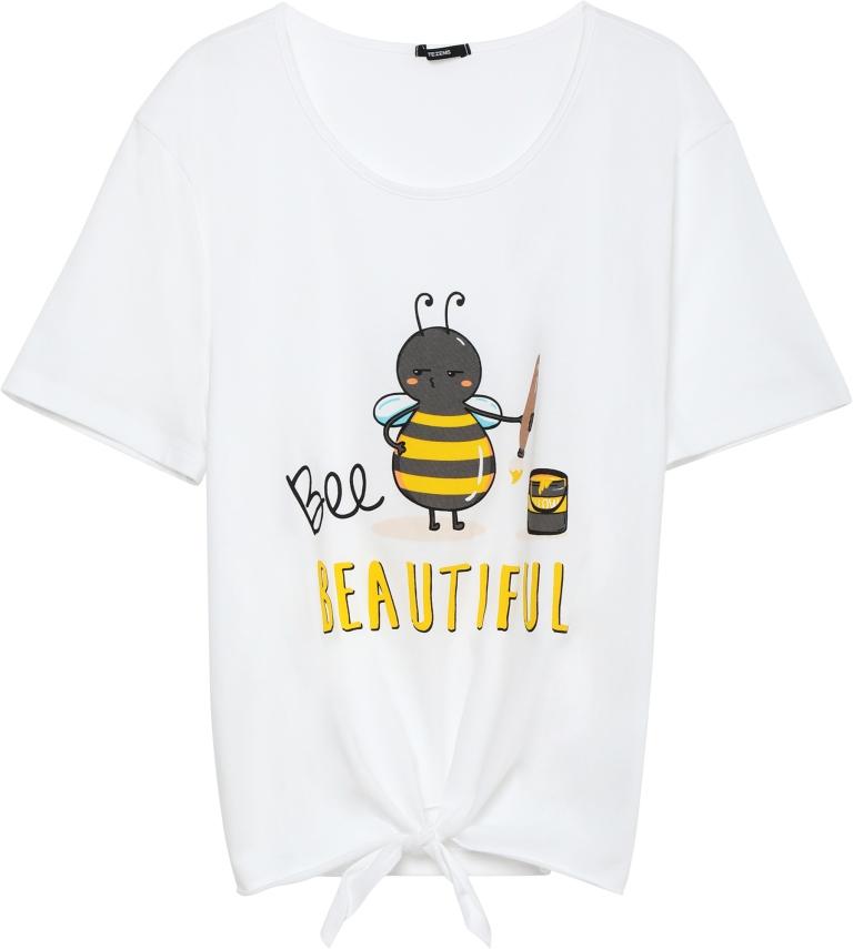 T-shirt con inserti Tezenis