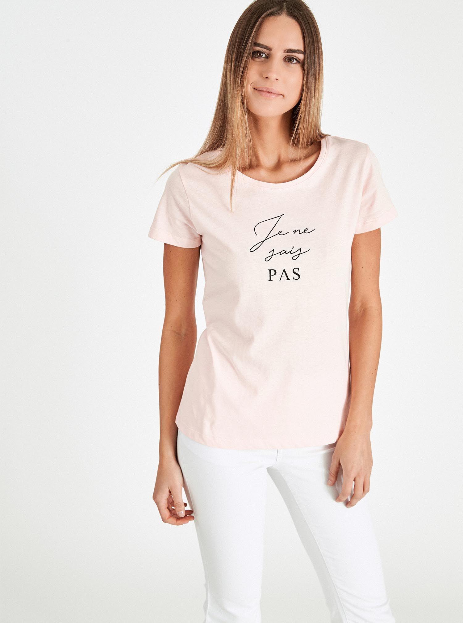 T-shirt con stampa Piazza Italia a 3,95 euro