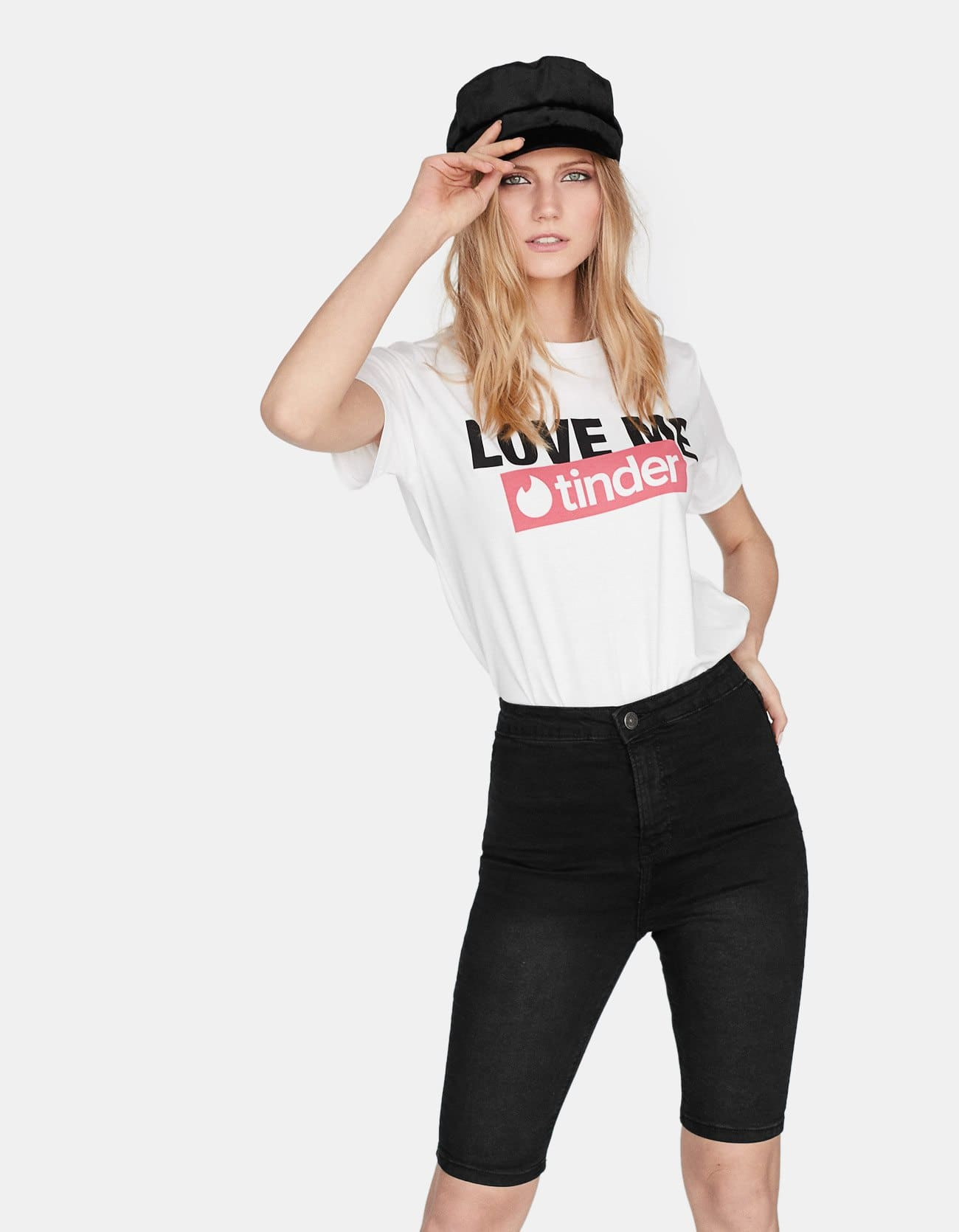 T-shirt con stampa a 12,99 euro
