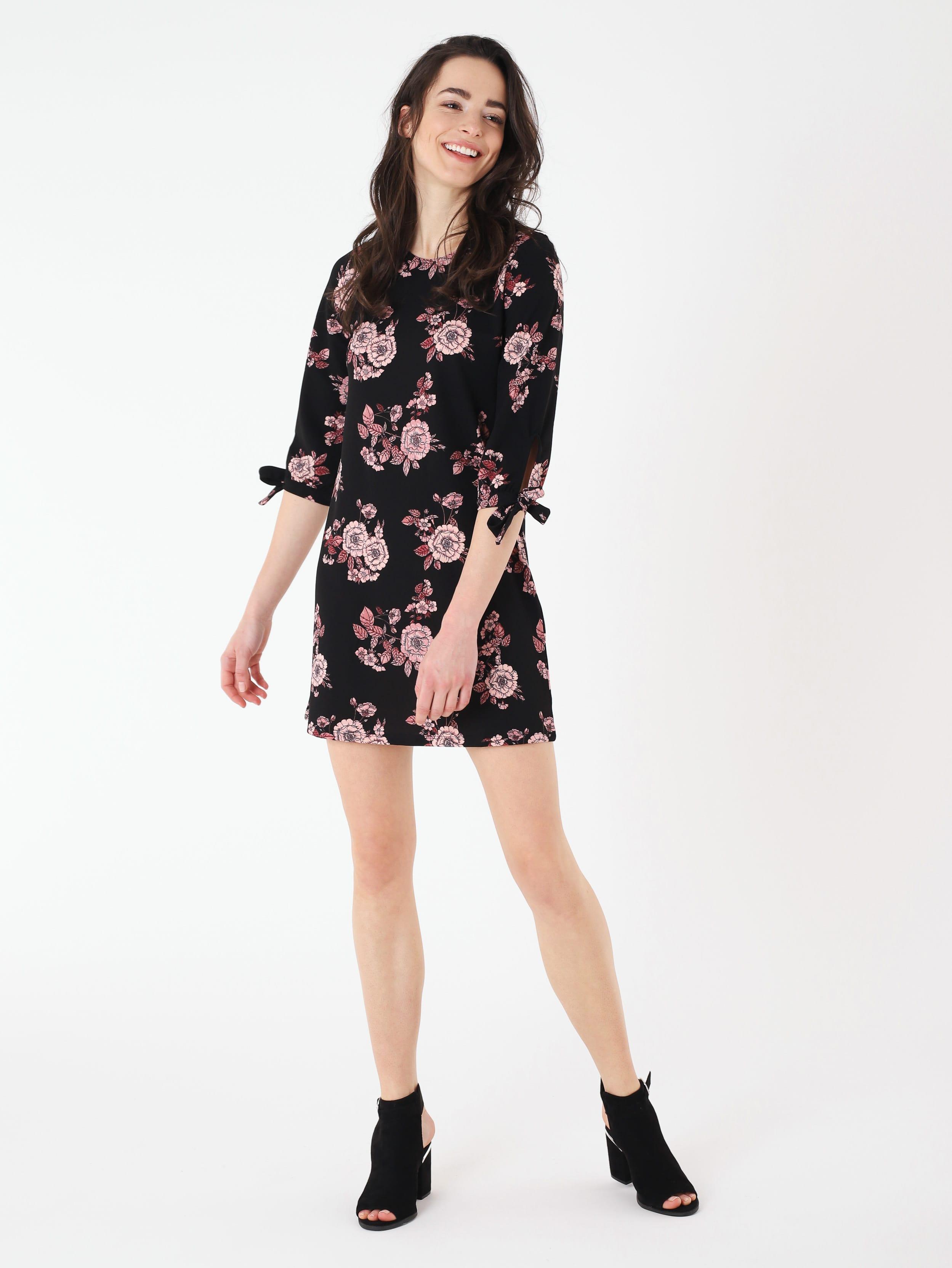 Vestito a fiori corto Terranova a 17,99 euro