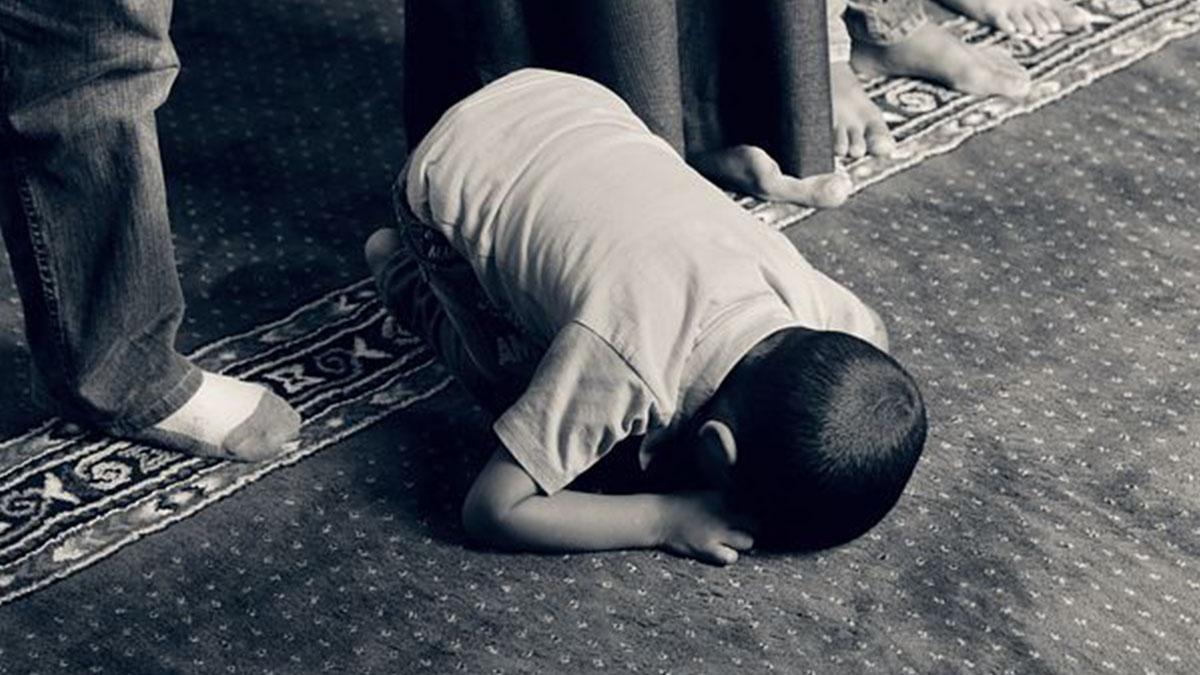 bambino islam