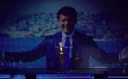 Festival di Sanremo 2019, l'omaggio di Claudio Baglioni a Fabrizio Frizzi