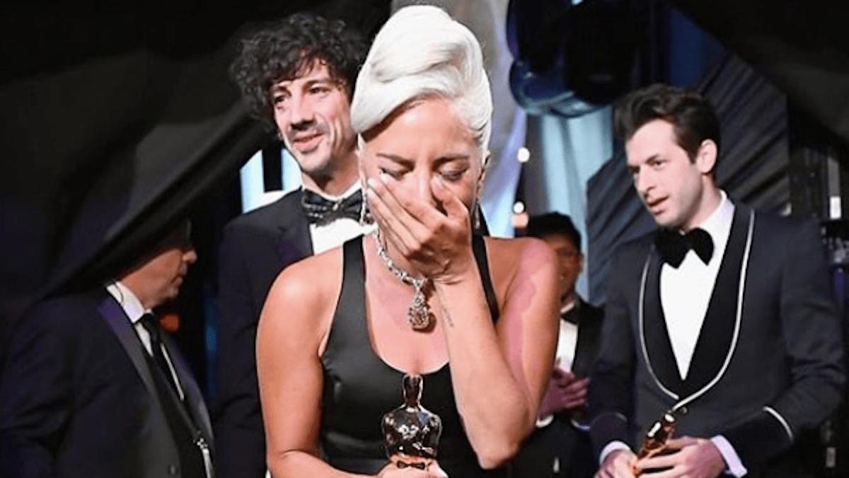 Oscar 2019: il discorso di Lady Gaga che ha commosso tutti