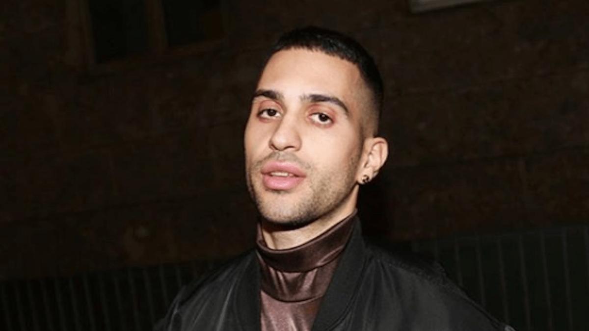 Mahmood gela la giornalista che gli chiede cosa gli manchi del suo Paese