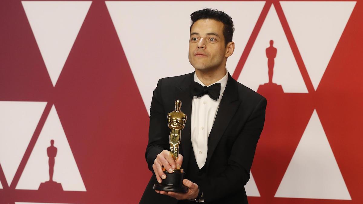 Rami Malek, malore dopo la premiazione agli Oscar 2019