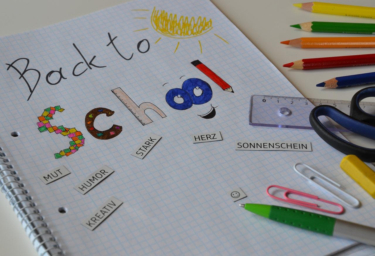 Back to school: 12 consigli per affrontarlo al meglio