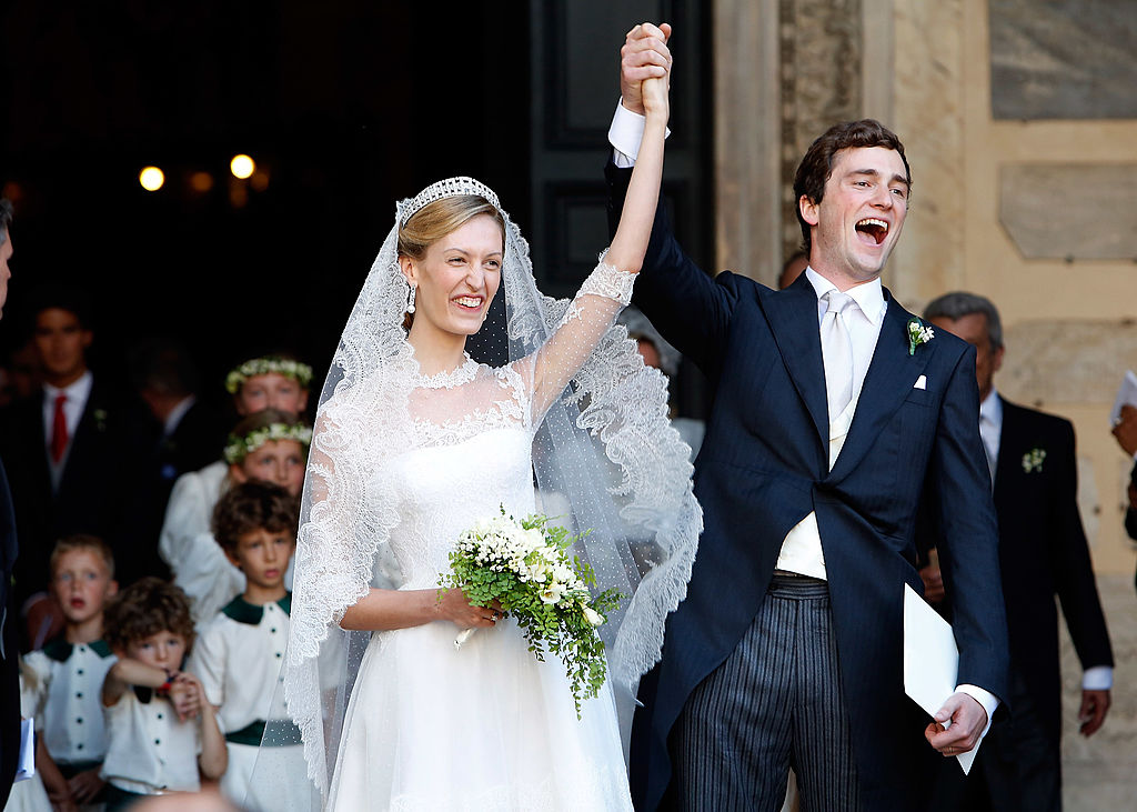 italiani sposano reali