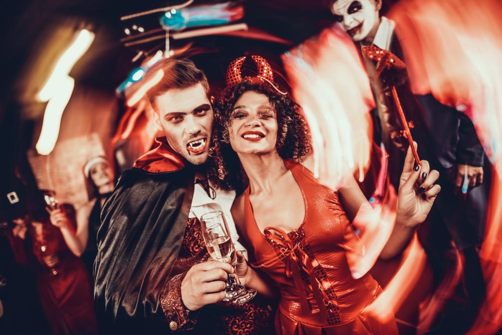 Costumi di coppia per Halloween originali e divertenti