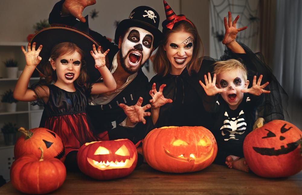 Costumi di Halloween: idee per il 31 ottobre