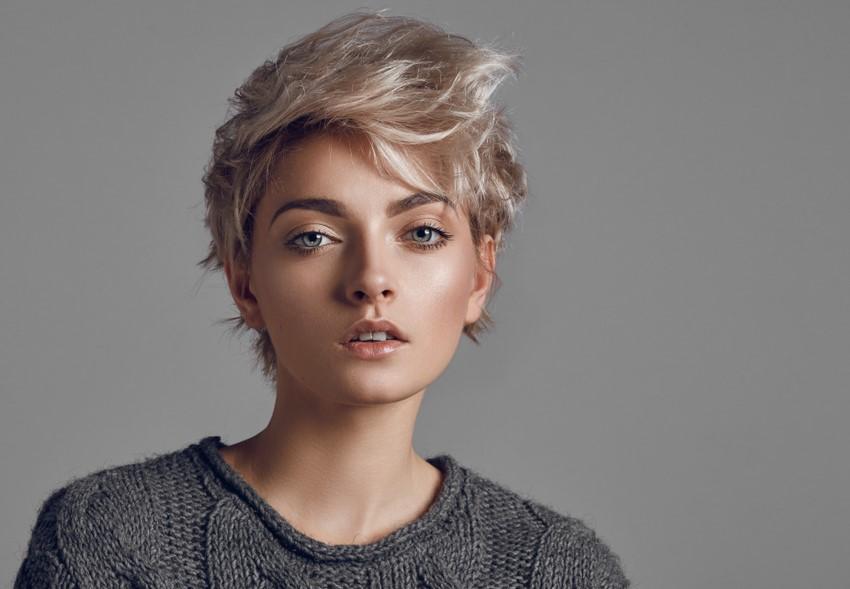 Tagli capelli corti 2020