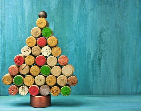 Addobbi natalizi per l'albero di Natale