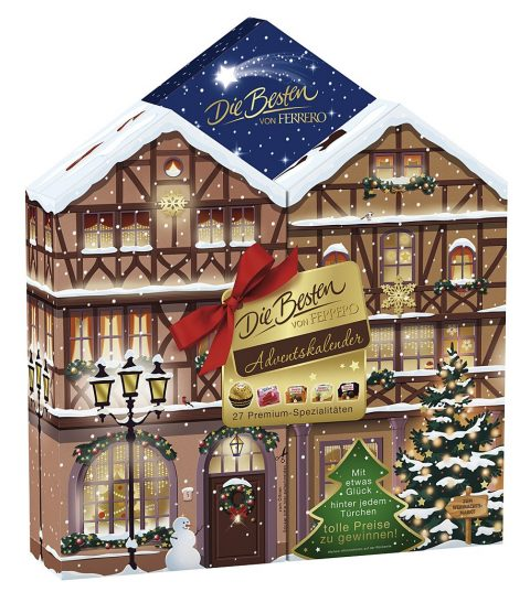 Calendario Avvento Ferrero