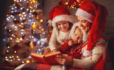 Auguri di Buon Natale per mamma e papà