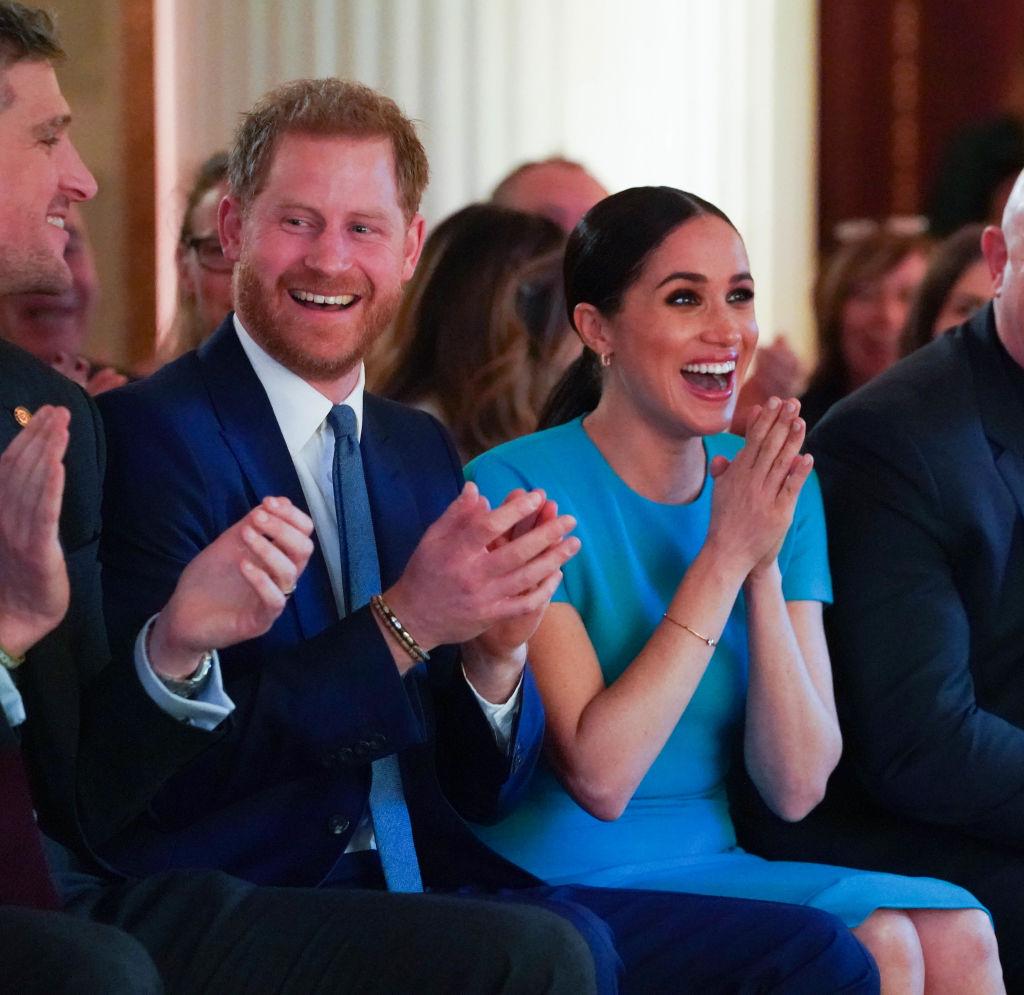 Il Duca e la Duchessa di Sussex durante una delle ultime apparizioni