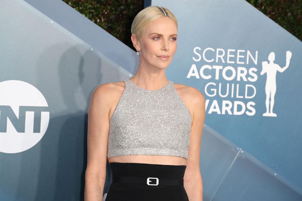 Charlize Theron Oscar 2020
