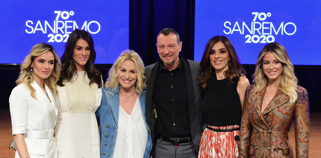 Donne Festival di Sanremo 2020