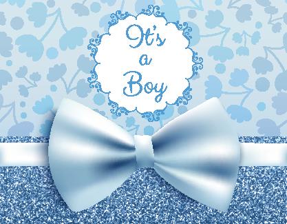 Fiocchi nascita personalizzati: tante idee originali