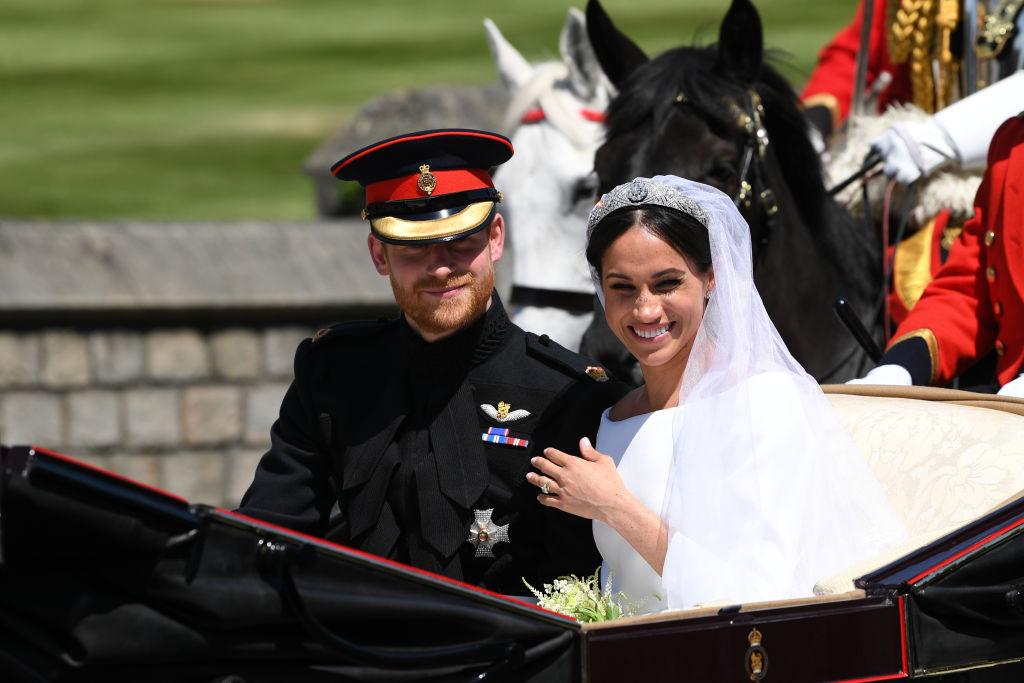 Il principe Harry sposa Meghan Markle