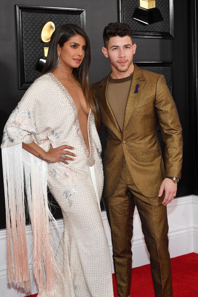 Pryianka Chopra e Nick Jonas