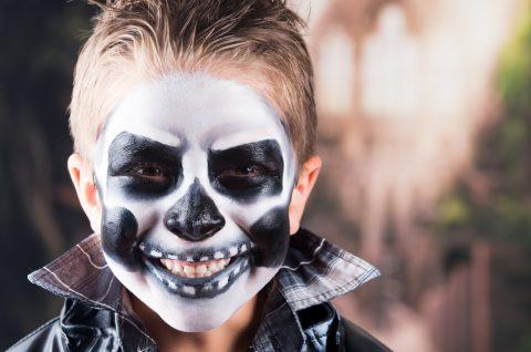 Truccabimbi Halloween