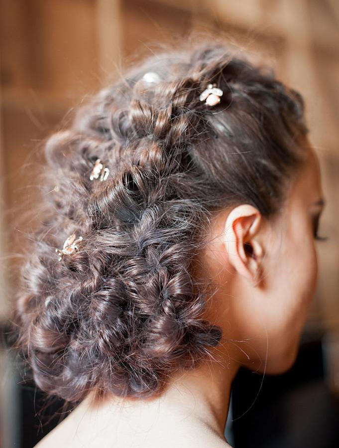 Acconciature di primavera per capelli lunghi