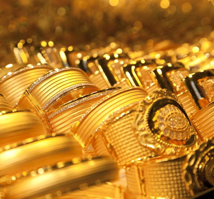 Pulizia dei gioielli in oro