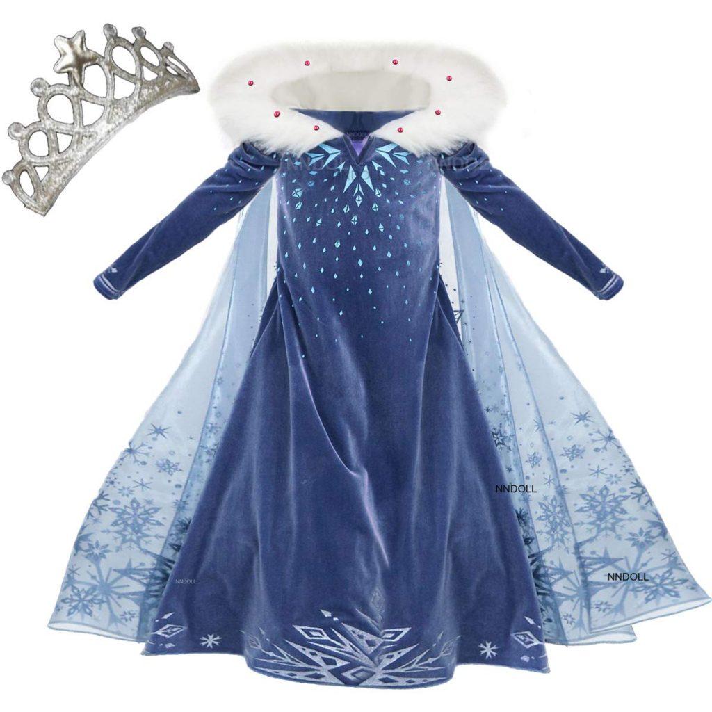 Costumi di Carnevale di Frozen, Elsa