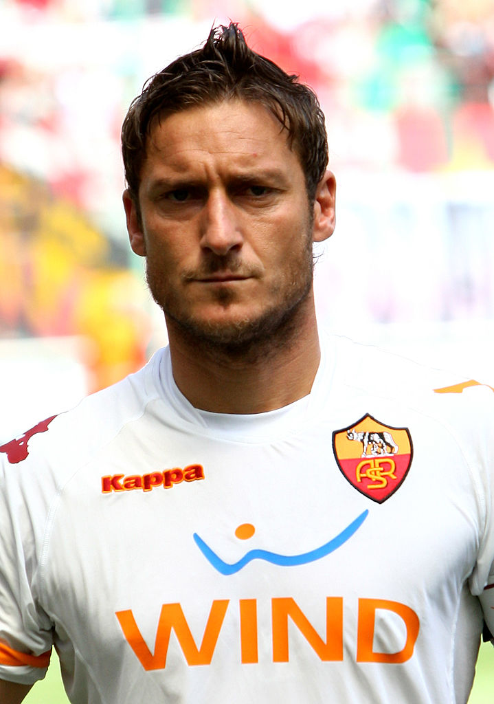 Partita Francesco Totti