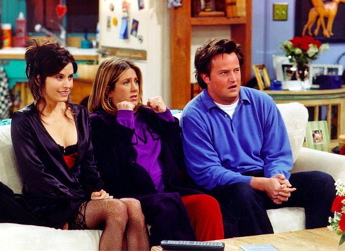 Friends è stata premiata con 11 Emmy Nominations
