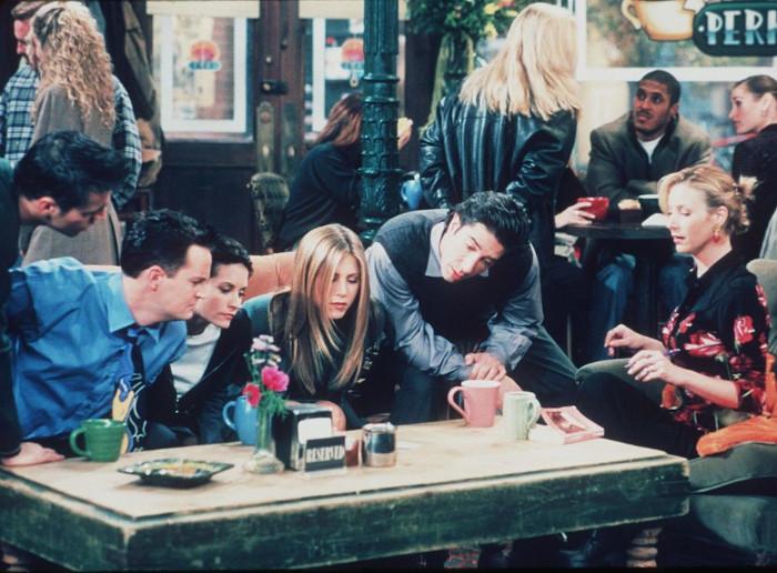 Friends: scene originali della serie TV