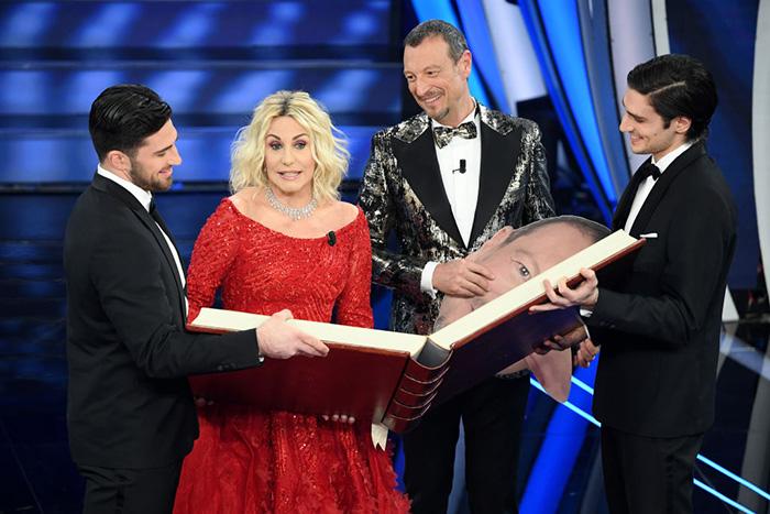 Look Sanremo 2020