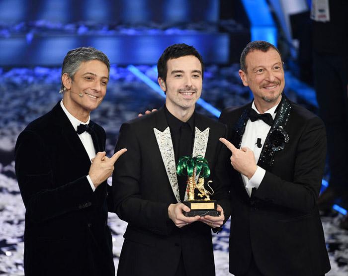 Diodato vincitore Festival di Sanremo 2020